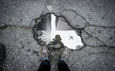 Zelfreflectie, jezelf in de spiegel aankijken